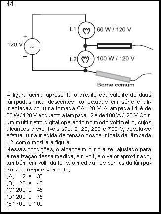 Fig.1 - Questão de prova Petrobras 2010